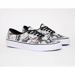 5c0a9df2dbaca0 Vans Shoes - Vans Digi Roses 8.5 W